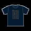 たい焼きTシャツ(ネイビー)