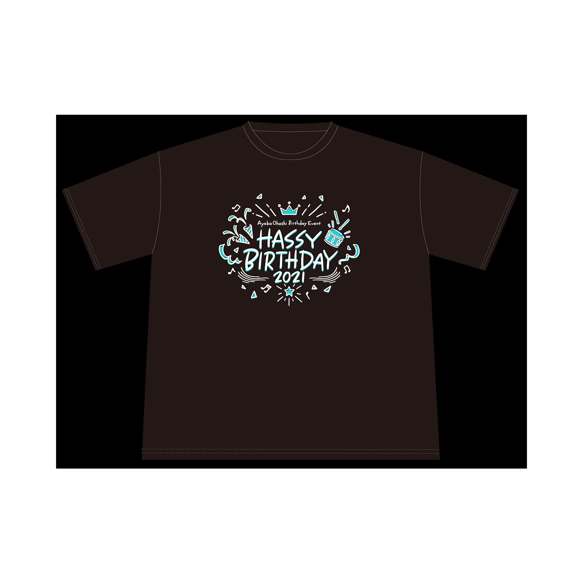 ビッグTシャツ(BLACK)