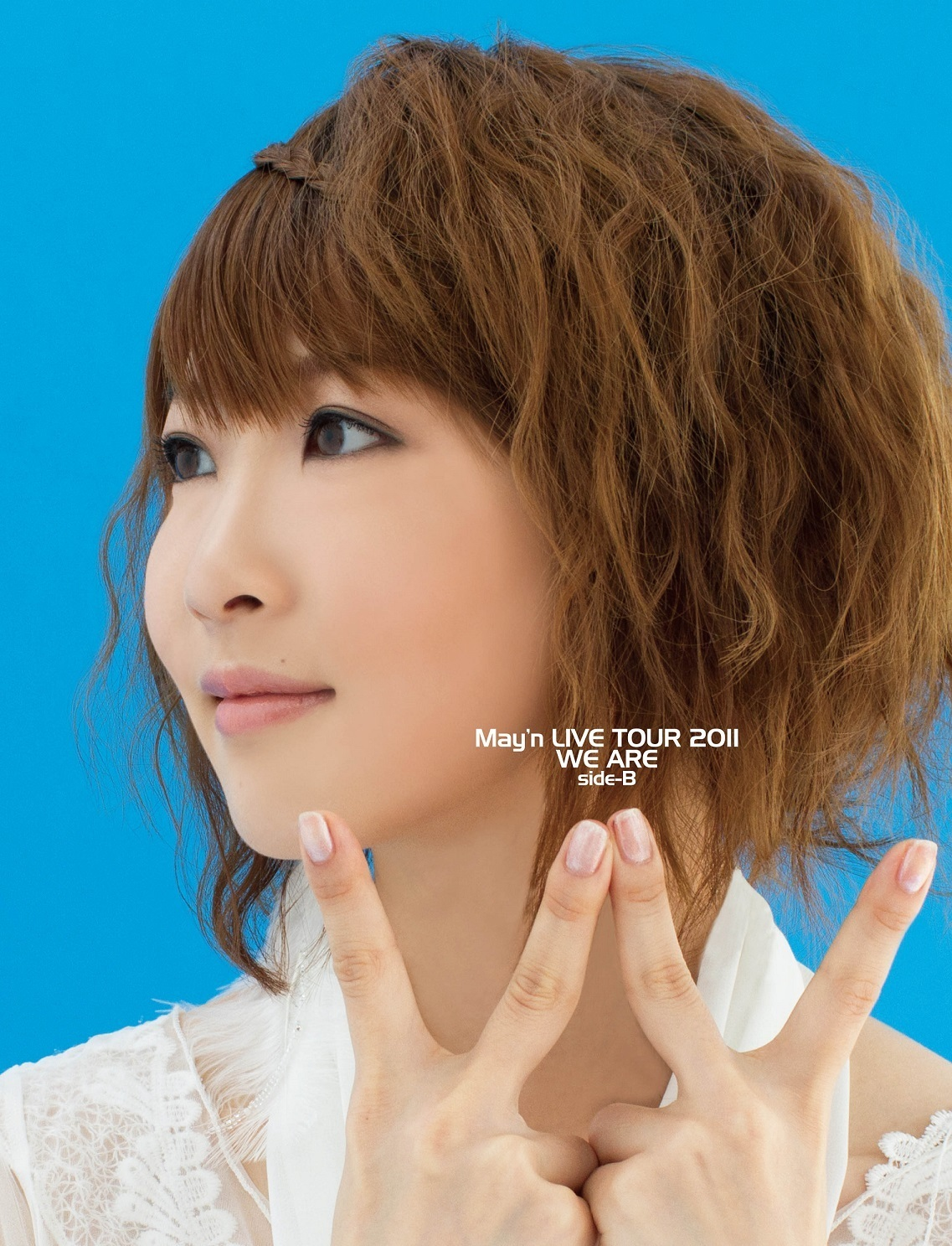 "May'n LIVE TOUR 2011 ""WE ARE"" side-Bパンフレット"