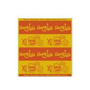 「Hang jam vol.4」ハンドタオル