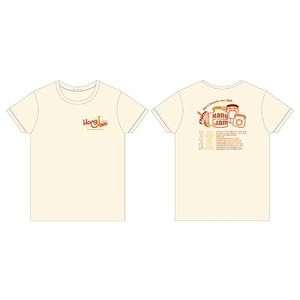 「Hang jam vol.4」 Tシャツ(ベージュ)