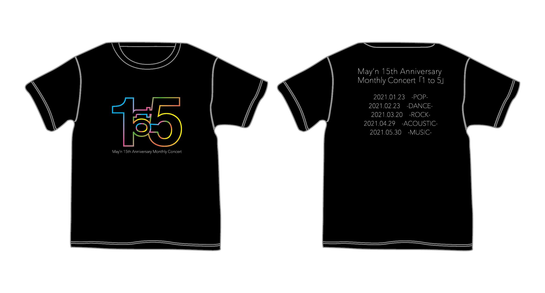 LOGO Tシャツ(BLACK)