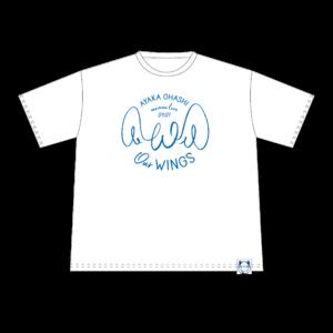 ビッグTシャツ(WHITE)