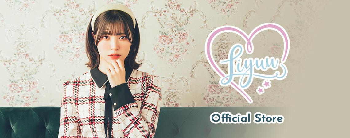 Liyuu トップ画像